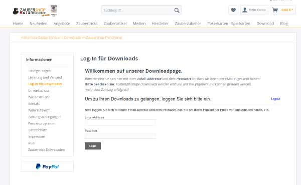 log-in-downloads